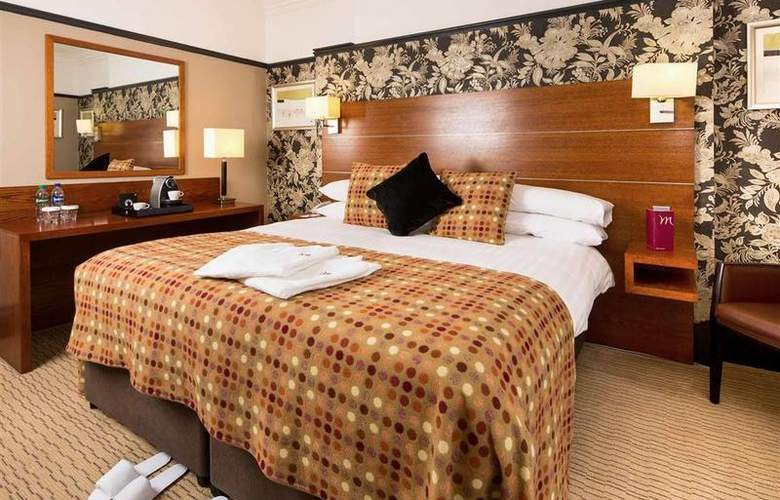 Mercure Inverness - Room - 2