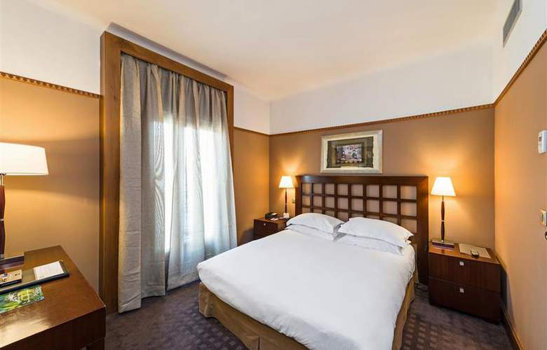 Best Western Mercedes Arc de Triomphe - Room - 1