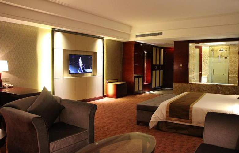 Maputo Afecc Gloria hotel - Room - 1