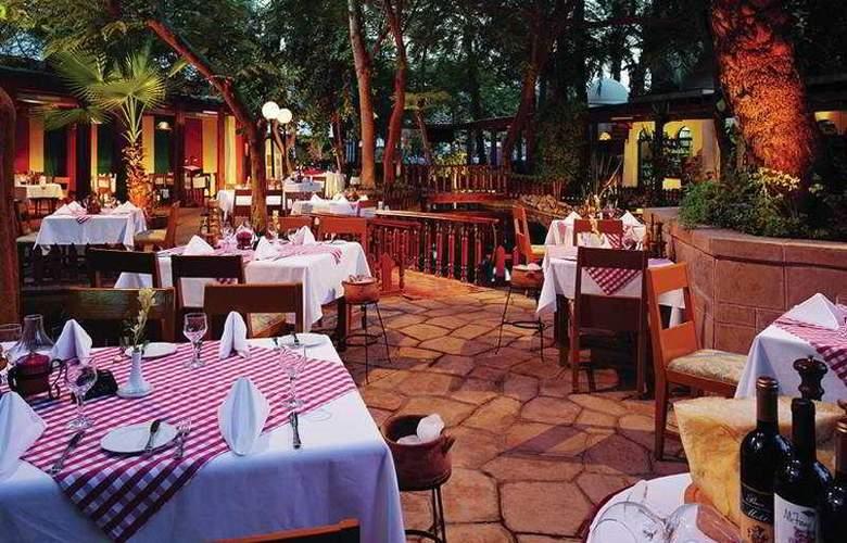 Achti Resort Luxor - Restaurant - 1