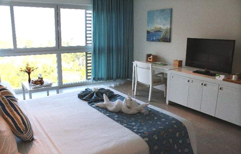 The Cliff Resort & Residences - Hotel - 10