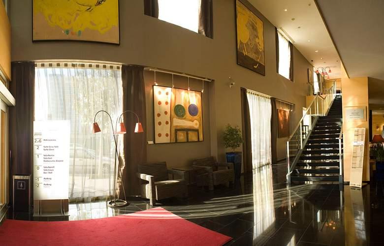 Euro Hotel Diagonal Port - General - 1