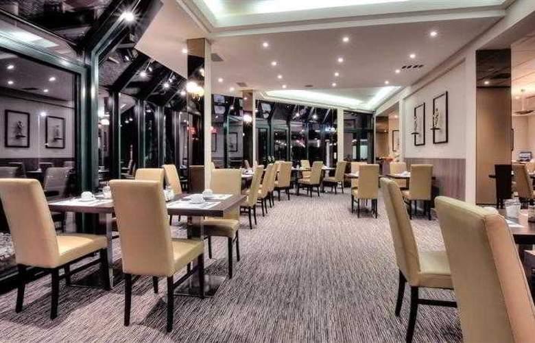 BEST WESTERN PLUS Hotel Casteau Resort Mons - Hotel - 55