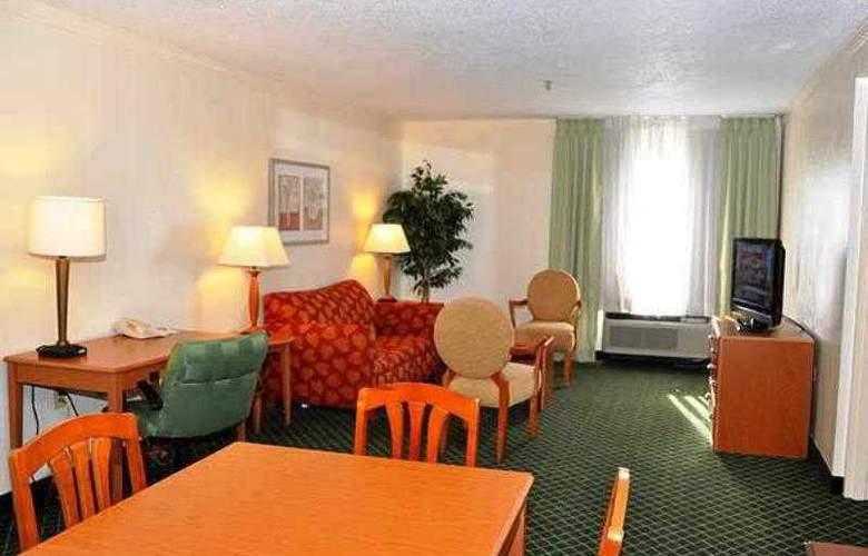 Fairfield Inn & Suites Atlanta Vinings - Hotel - 24