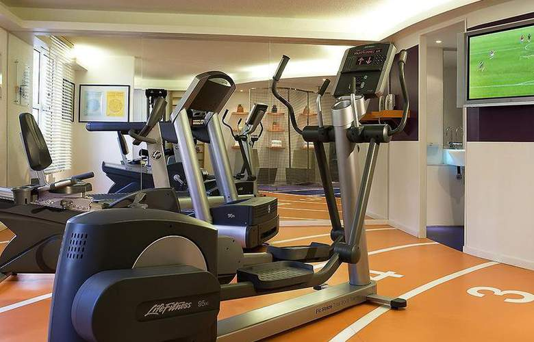Novotel Lille Centre Grand Place - Sport - 70