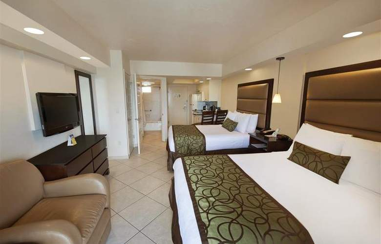 Best Western Plus Beach Resort - Room - 231