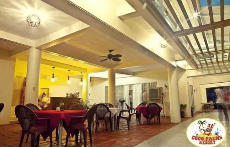 Danao Coco Palms Resort - Restaurant - 5