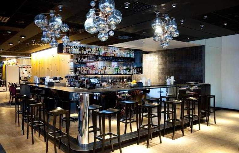 Scandic Malmen Stockholm - Bar - 6