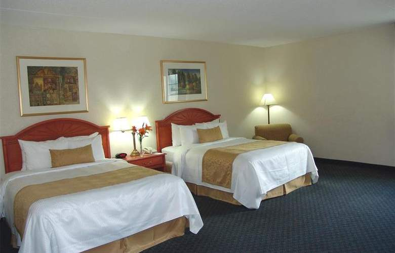 Best Western Plus Executive Inn Scarborough - Room - 132