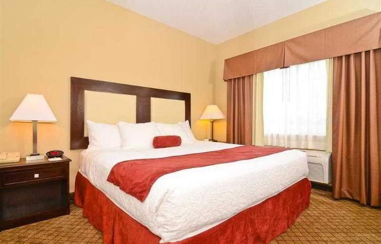 Best Western Plus Macomb Inn - Room - 31