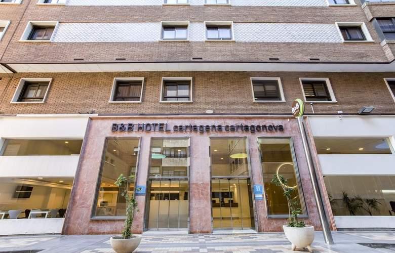 B&B Hotel Cartagena Cartagonova - Hotel - 0