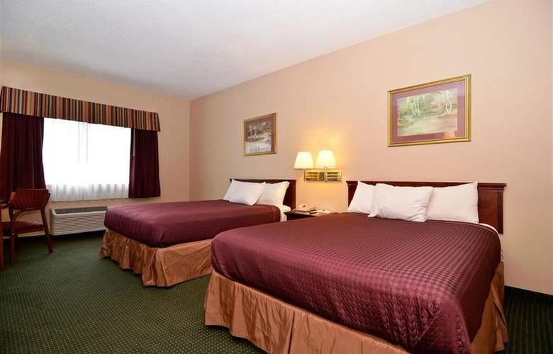 Best Western Woodstone - Room - 55