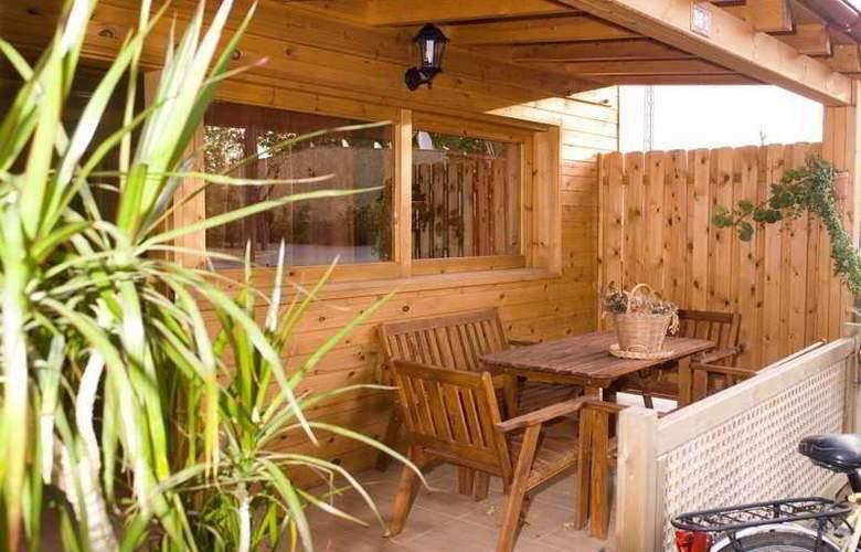Spa Natura Resort Aptos Playa - Terrace - 4