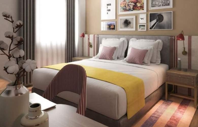 Indigo Madrid Princesa - Room - 11