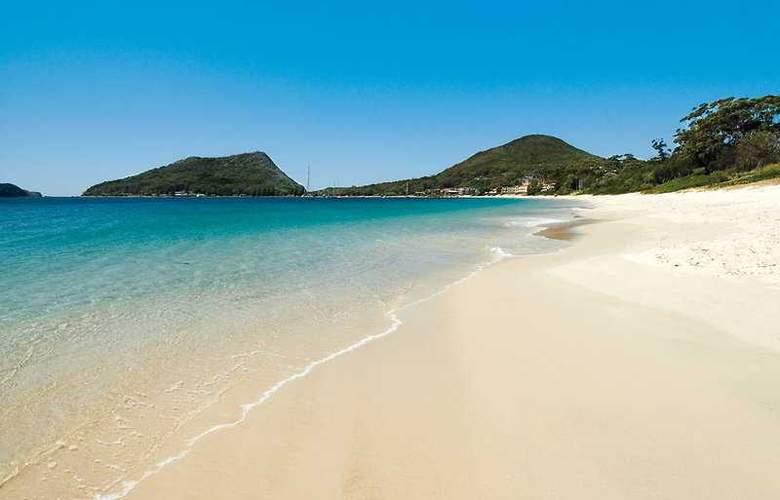 Oaks Pacific Blue Resort - Beach - 1