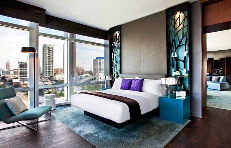The W Atlanta Downtown - Room - 4