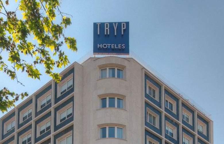 Tryp Madrid Chamberí - Hotel - 4