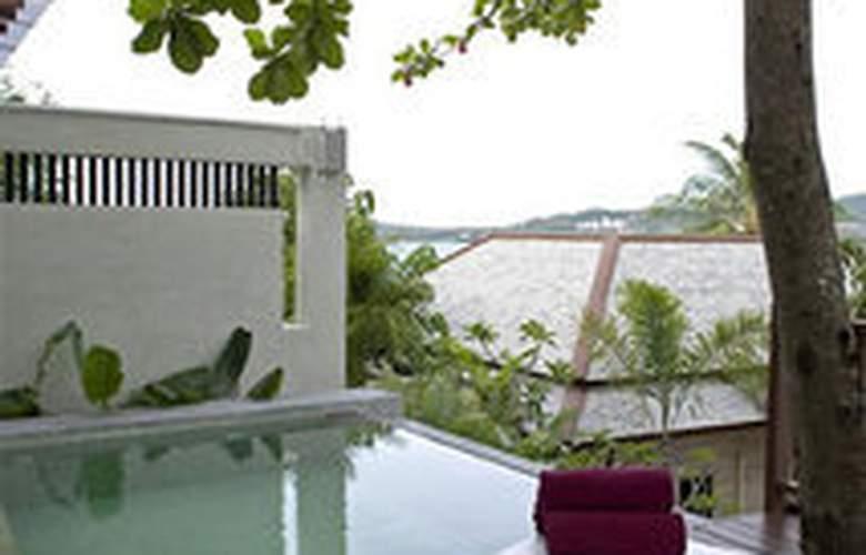 Replay Pool Villa Beachfront - Room - 4