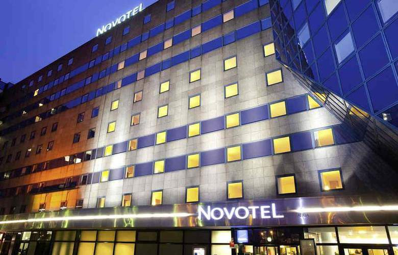 Novotel Marne La Vallee Noisy - Hotel - 75