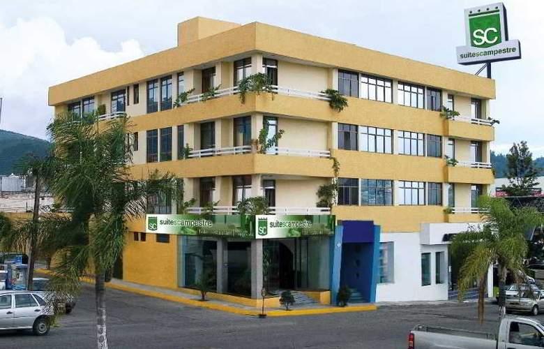 Hotel Suites Campestre - Hotel - 0