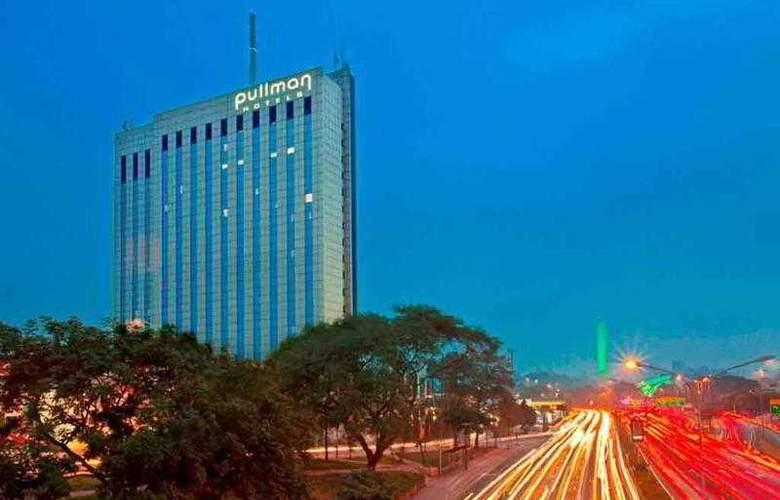 Pullman Sao Paulo Ibirapuera - Hotel - 34