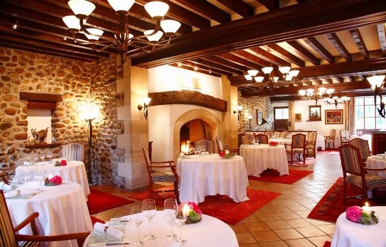 Domaine de Châteauvieux - Restaurant - 14