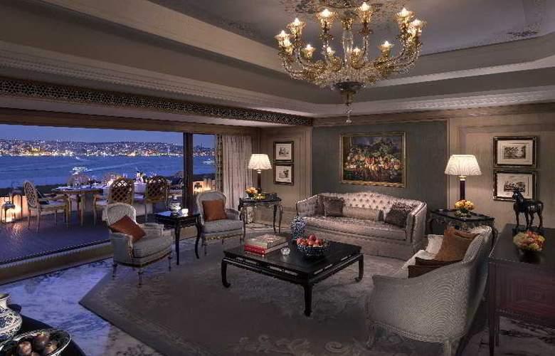 Shangri La Bosphorus Istanbul - Room - 27