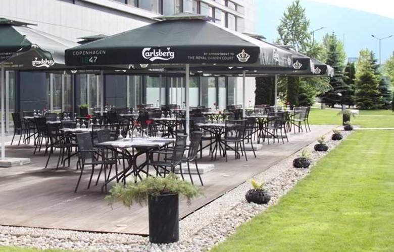 Holiday Inn Sofia - Terrace - 82
