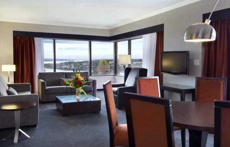 Hilton Quebec - Room - 8