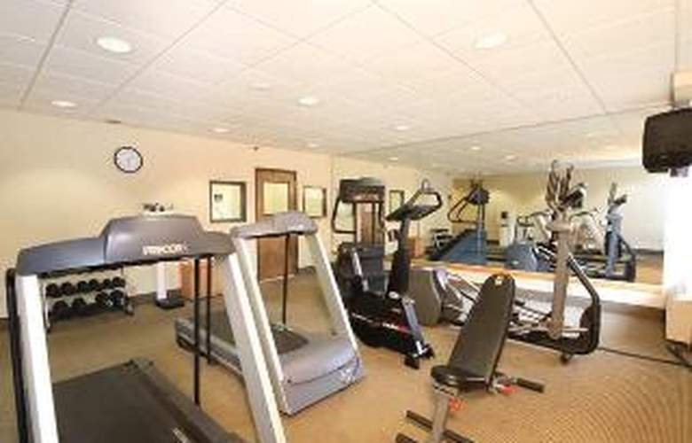 Hampton Inn Secaucus (Meadowlands Area) - Sport - 4