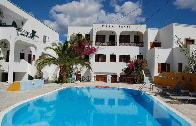Ekati Studios & Apartments - Hotel - 0