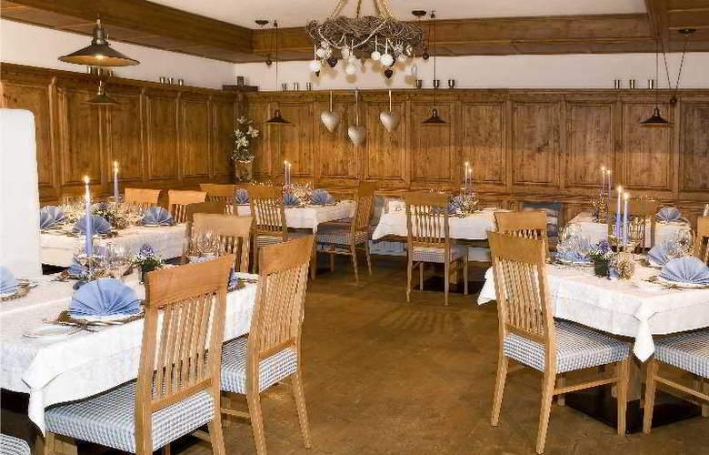 Arlenburg - Restaurant - 2