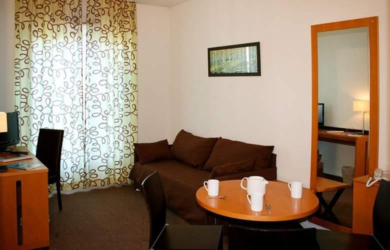 Odalys Bioparc à Lyon - Room - 5