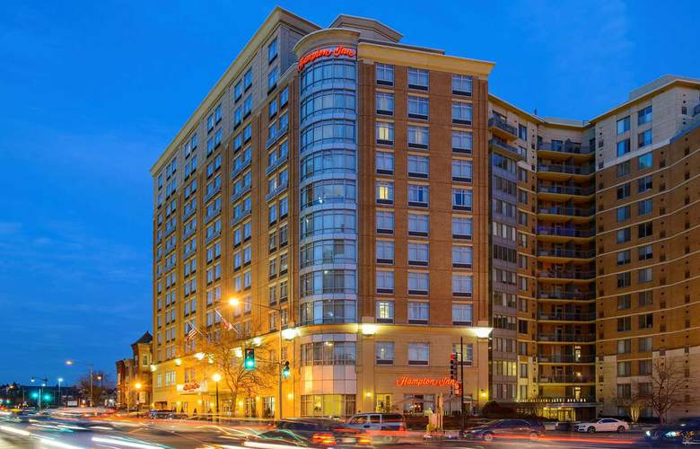 Hampton Inn Washington-Downtown-Convention Center - Hotel - 0