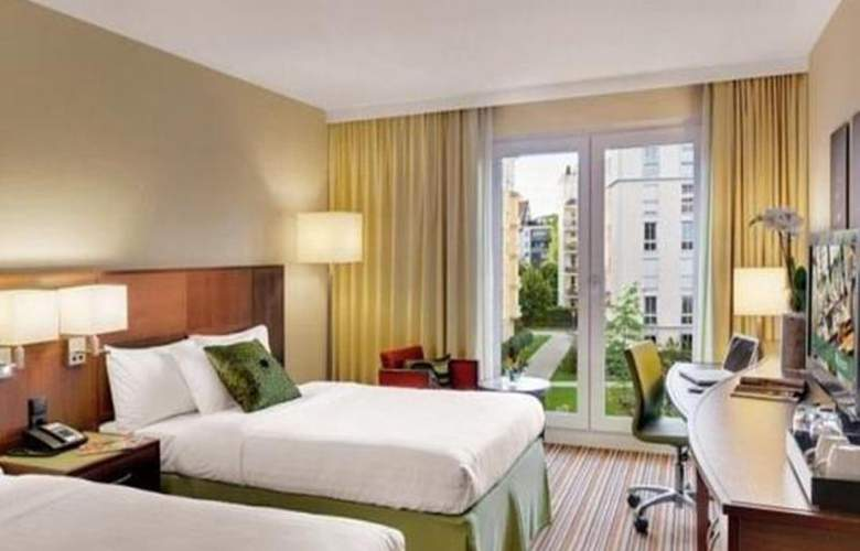 Courtyard by Marriott Munich City East - Room - 21