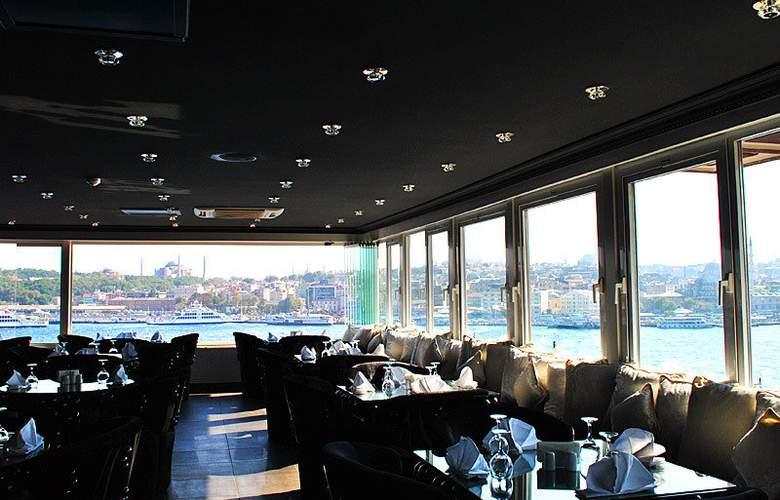 Hettie Hotel - Restaurant - 2