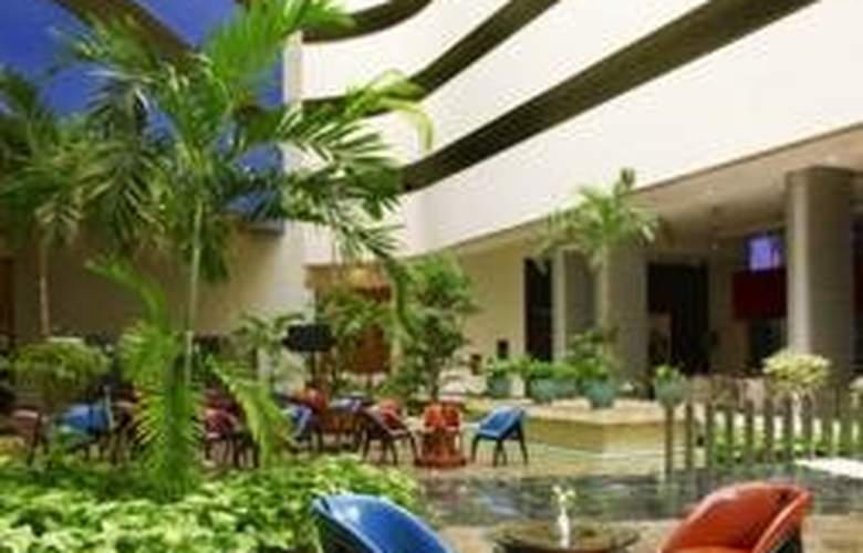 Holiday Inn Monterrey Parque Fundidora - General - 1