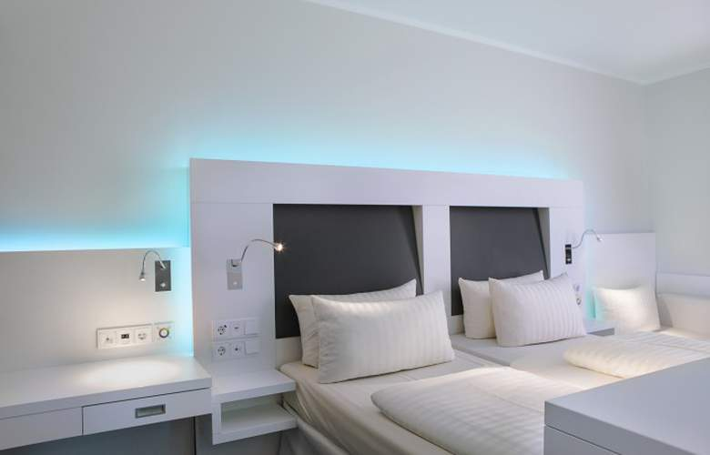 Grand Downtown - Room - 4
