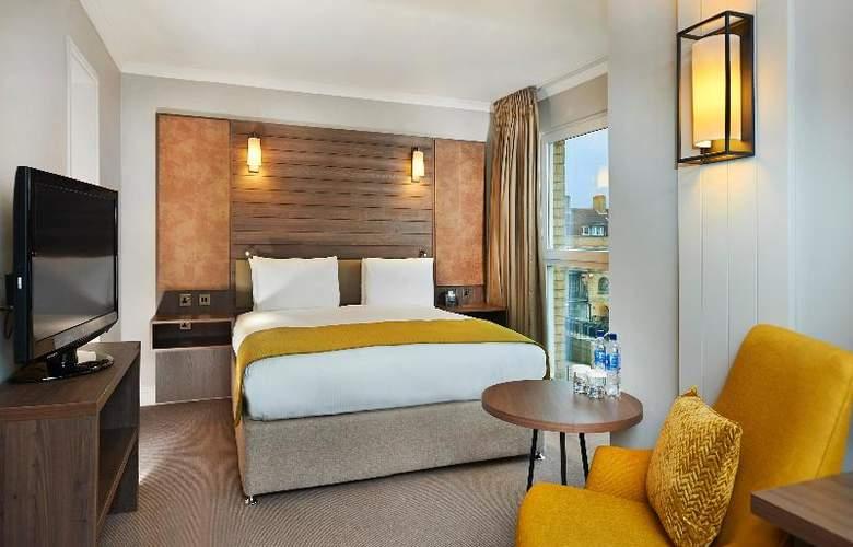 Hilton London Docklands Riverside - Room - 19