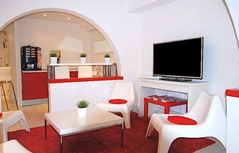 Nice Art Hotel - Bar - 1