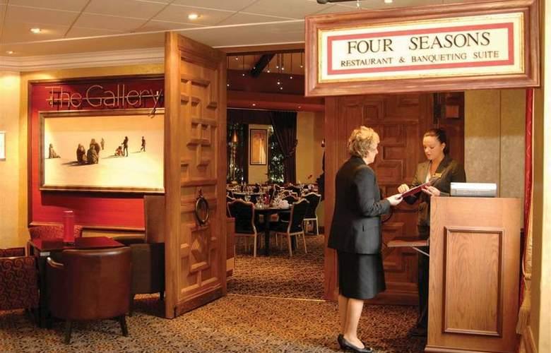 Best Western Premier Leyland - Restaurant - 138