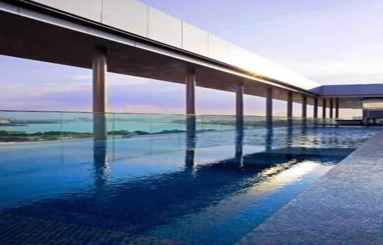 Hilton Barra Rio de Janeiro - Pool - 15