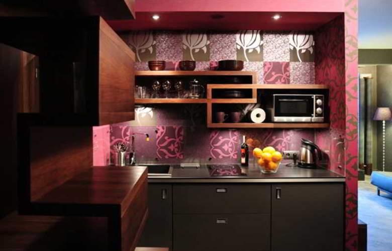 La Gioia Chic Angel Apartments - Room - 8