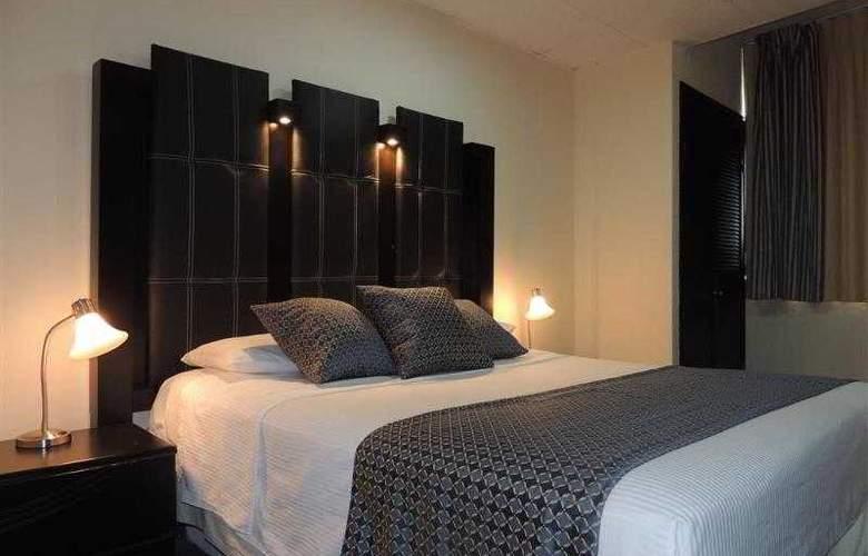 Best Western Hotel Real Tula - Hotel - 6