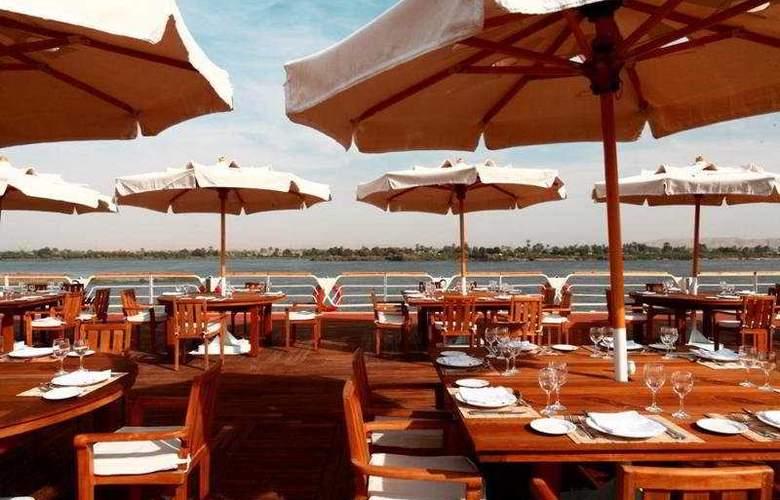 M/S Sonesta Nile Goddess Nile Cruise (Aswan) - Restaurant - 10