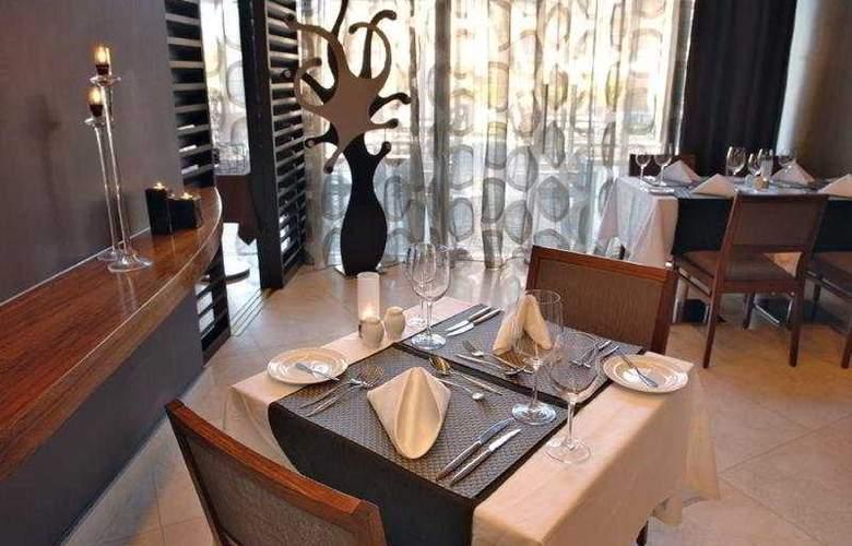 Aqua Pedra Dos Bicos - Restaurant - 6