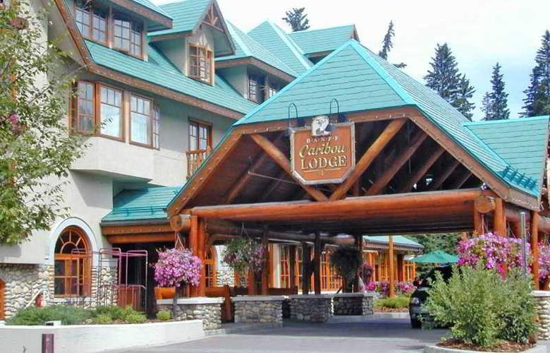Banff Caribou Lodge & Spa - Hotel - 3