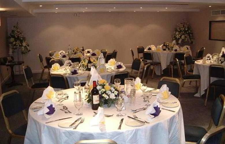 Best Western Donnington Manor - Hotel - 21