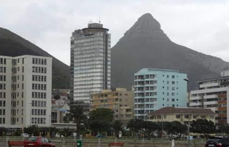 Cape Town Ritz Hotel - Hotel - 6