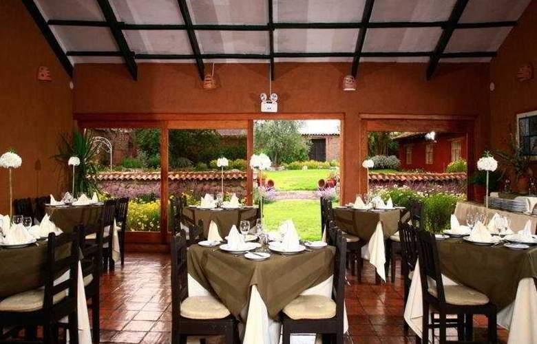 San Agustin Monasterio de la Recoleta - Restaurant - 4